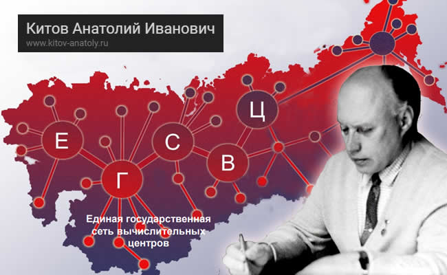 how soviets invented internet